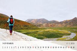 Novembra skočimo s koledarjem na Islandijo.